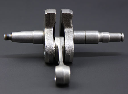 Kurbelzapfen für Motoren von Brückner Precision